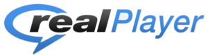 real player logo