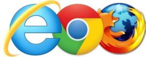 navegadores iconos