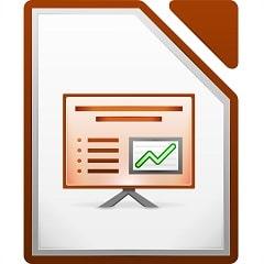 LibreOffice Impress Logo