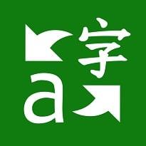 Microsoft Translate logo