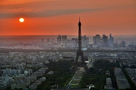 Skyline París